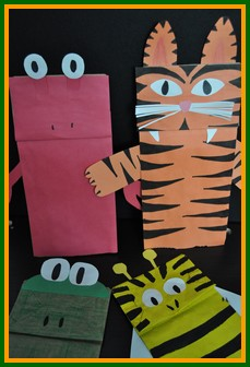 Animal Crafts For Kids Easy Crafts For Kids