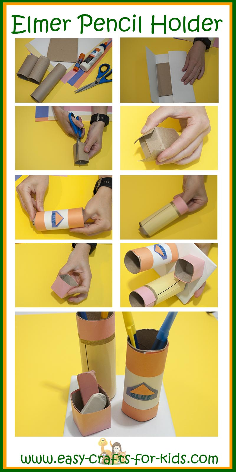 back to school craft for kids
