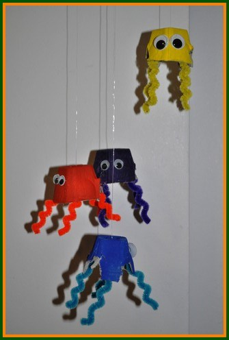 Octopus Crafts For Kids