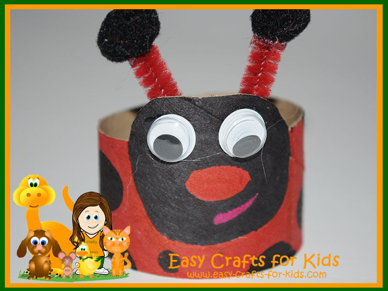 Bug Crafts for Kids