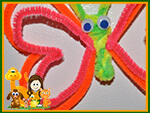how to make pipe cleaner from pipe cleaners