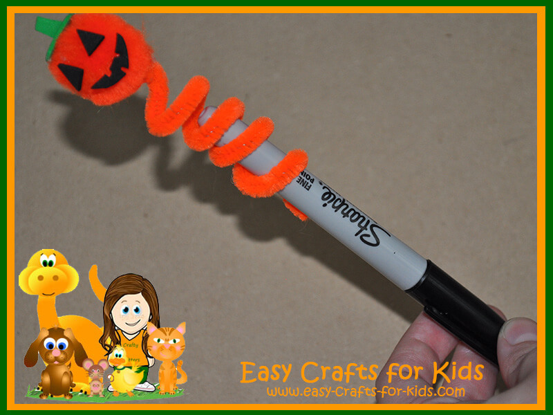 Childrens Halloween Crafts