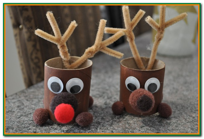 Kids christmas crafts for Pinterest christmas craft ideas