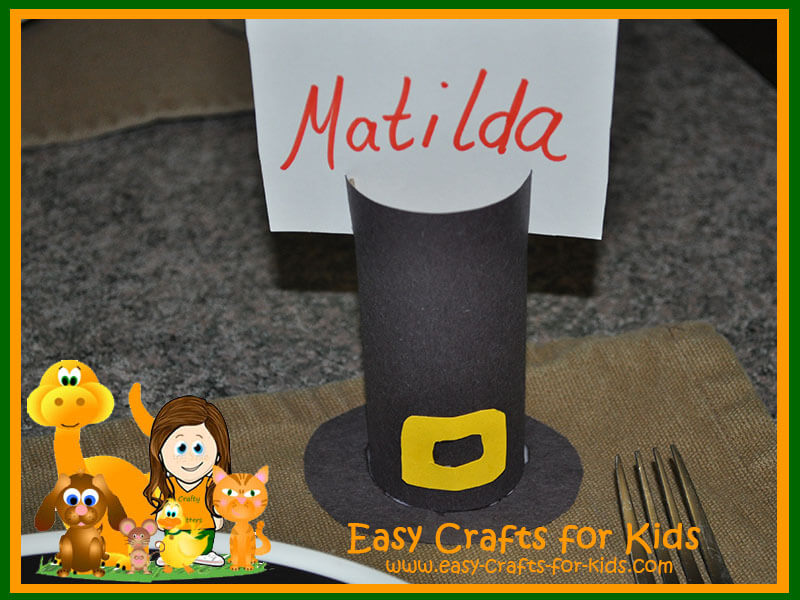 Craft Ideas for Thanksgiving