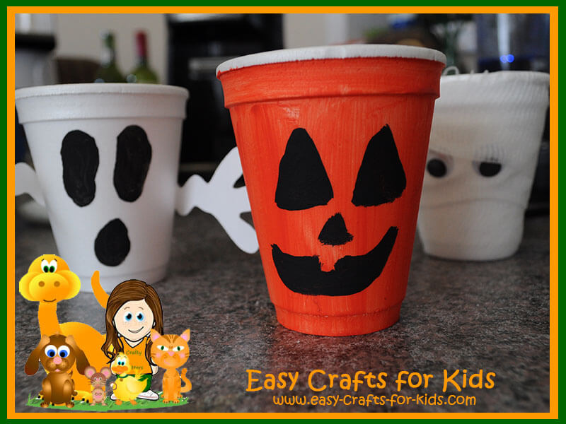Creative Halloween Crafts