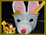 Preschool Rabbit craft