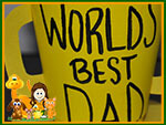 Fathers Day Crafts for Toddlers Preview