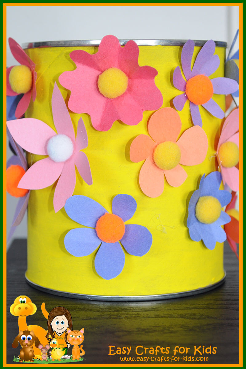 Flower pot crafts for kids great gift for a green thumb flower crafts for kids mightylinksfo