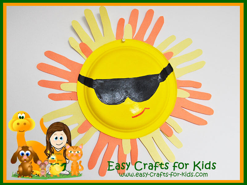 Free Summer Crafts