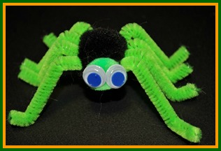 Halloween Craft Ideas Creepy Crawly Critters For Halloween Fun