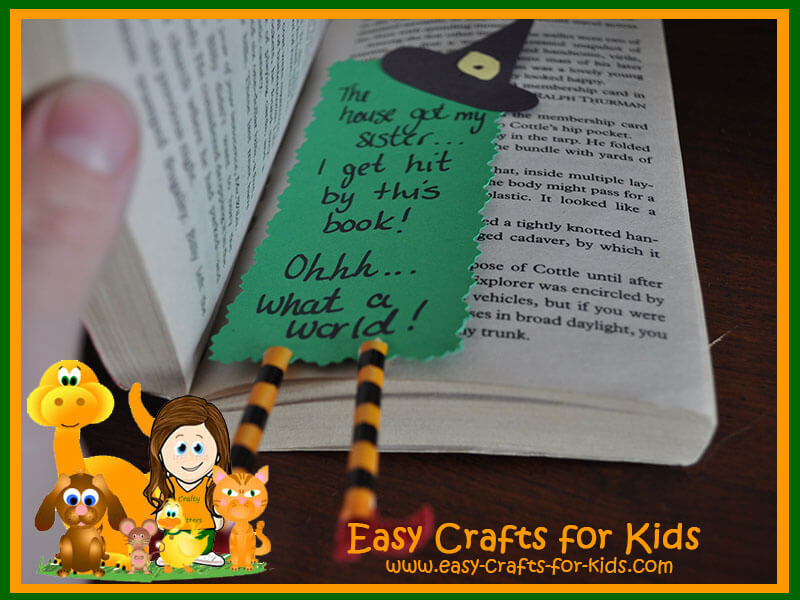 Halloween Crafts Kids