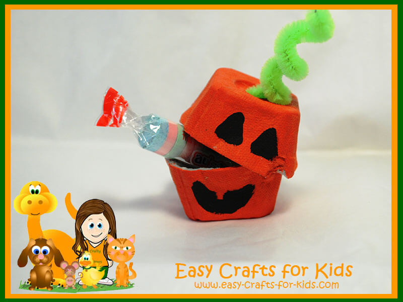 Kids Halloween Crafts
