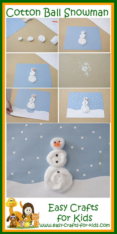 Religious Winter Crafts Kids
