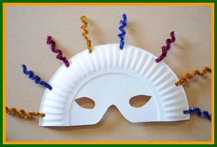 Mardi Gras Crafts For Kids Create Your Own Carnival Masks