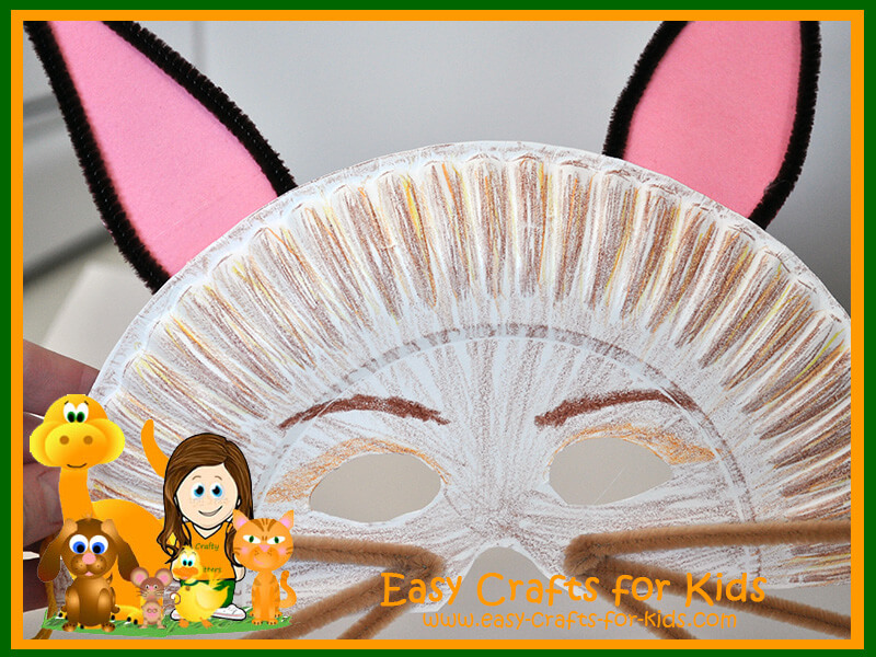 Mask Crafts for Kids