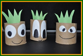 Mothers Day Craft For Kids Great Custom Plant Starters