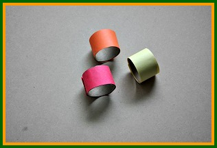 Step 2-2: Thanksgiving Napkin Rolls