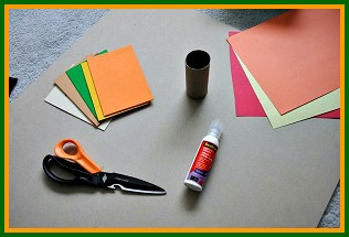 Supplies: Thanksgiving Napkin Rolls