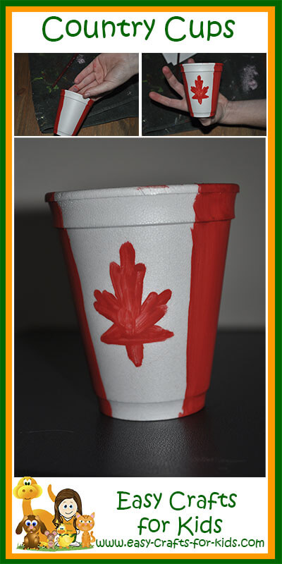 canada day craft