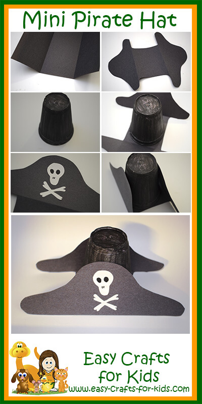 Pirate Crafts For Kids