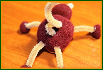 Monkey Crafts For Kids A Miniature Monkey Just For You