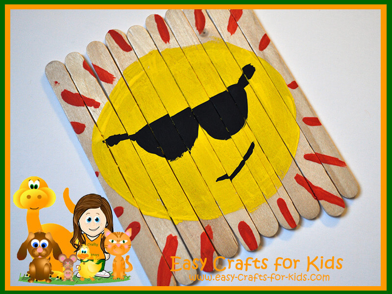 Popsicle Stick Crafts For Kids The Possibilities Are Endless
