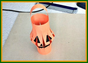 simple halloween crafts halloween lanterns - Halloween Simple Crafts