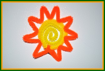 Sun Crafts For Kids