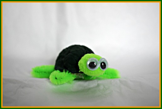 Turtle Craft For Kids Walnut Turtle Friends