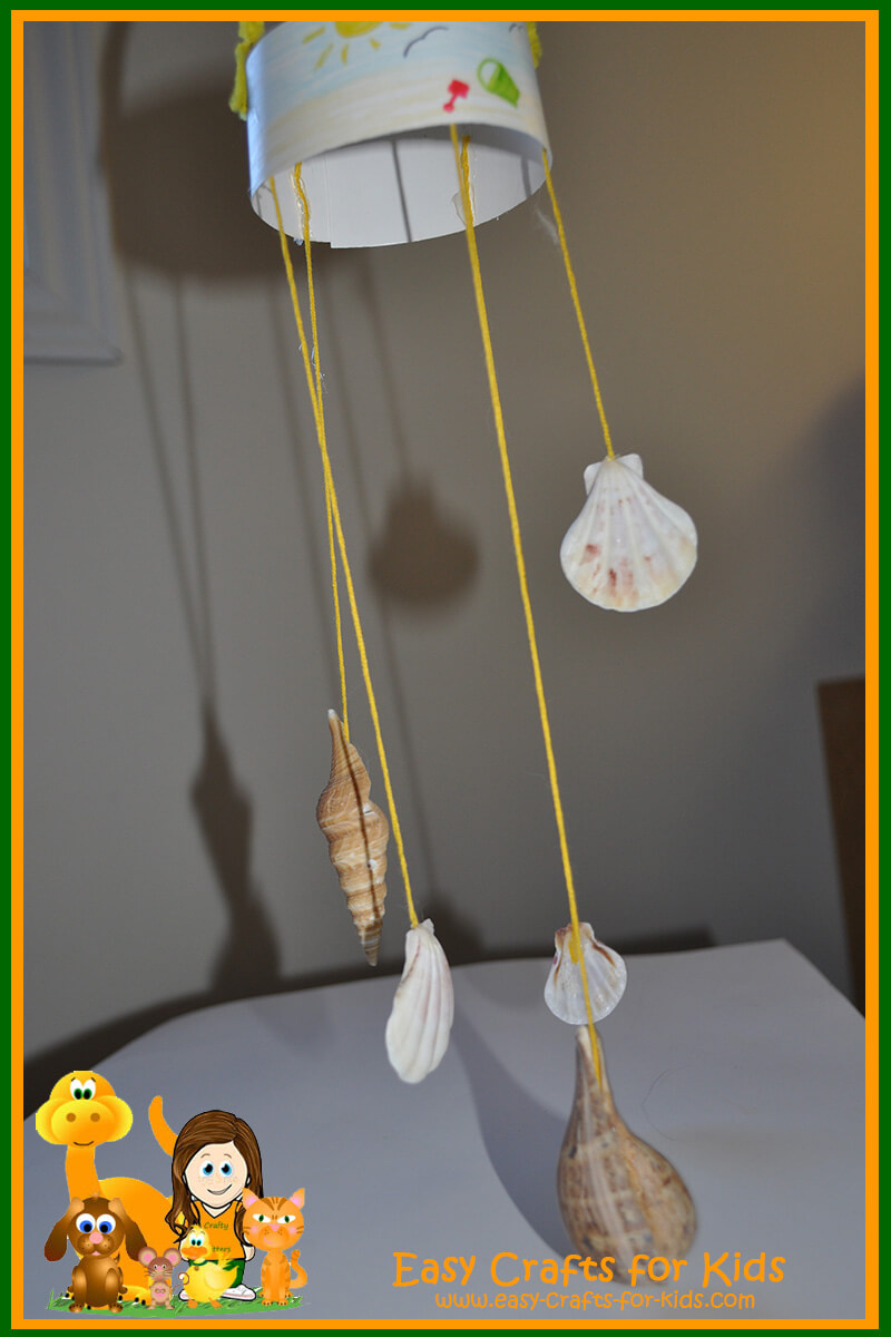 Wind Chime Crafts For Kids Easy Crafts For Kids