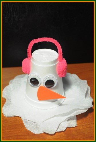 Winter Craft Ideas Some Friends Are Worth Melting For