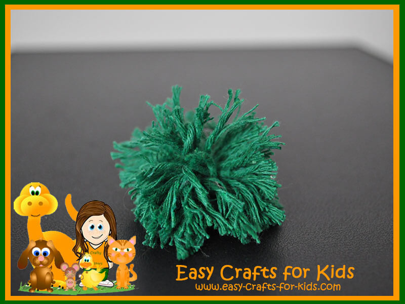 Yarn Crafts for Kids