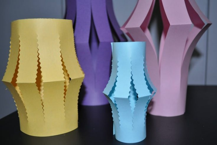 Paper Lantern Crafts