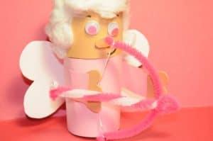 Homemade cupid