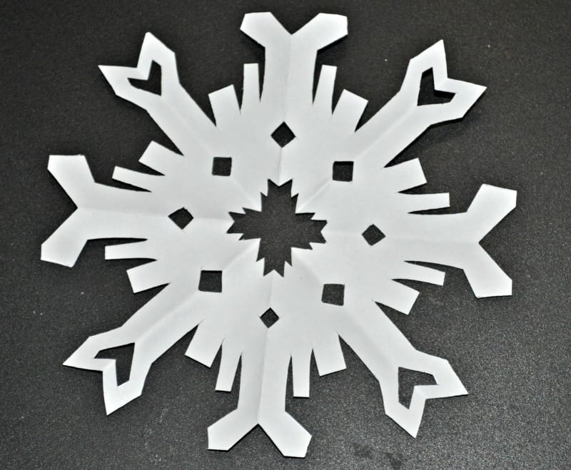 Let it snowflake