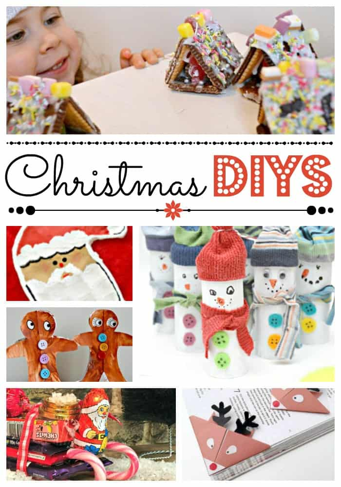 Christmas crafts from Red Ted Art