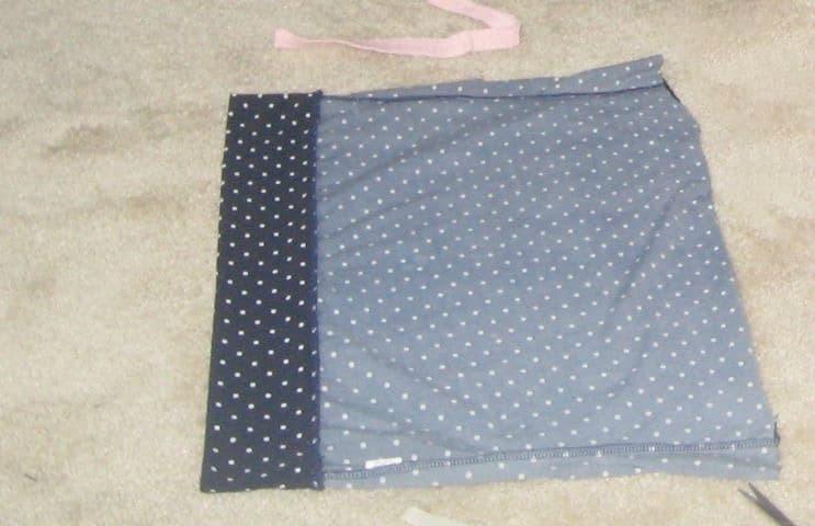 Inside out new skirt