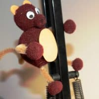 Monkey Craft For Kids