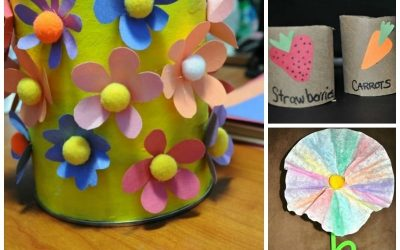 Easy Mother's Day crafts for kids