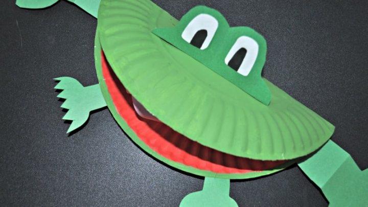 Frog Crafts For Kids Easy Crafts For Kids