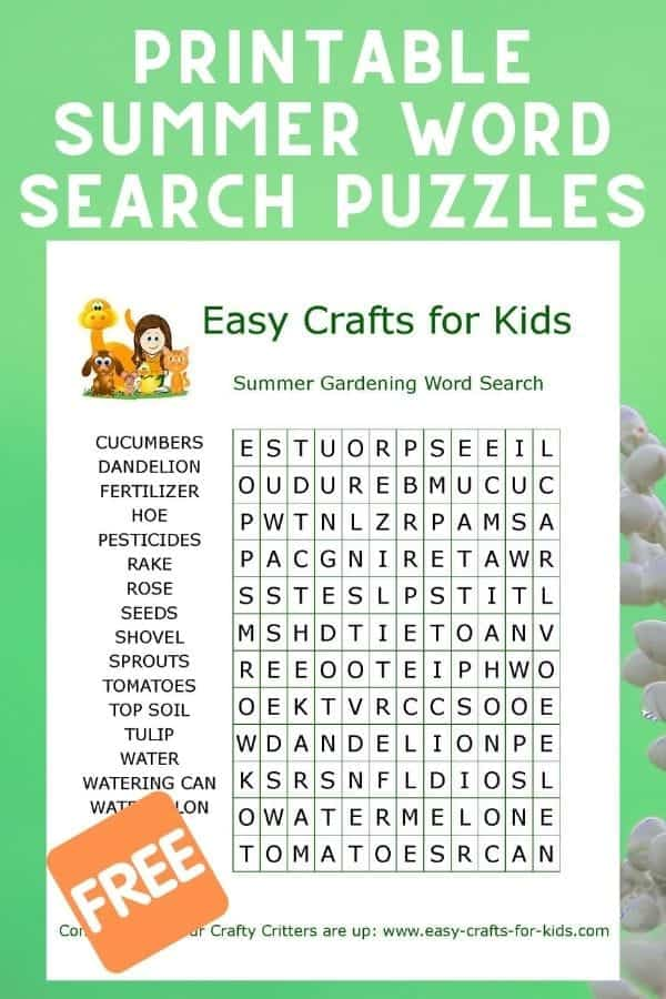 It is a photo of Summer Word Search Printable throughout welcome