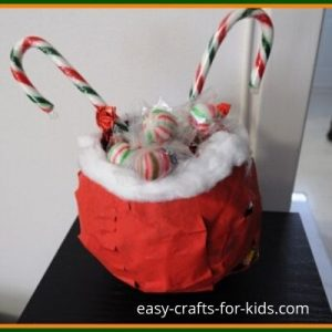 Paper Mache Crafts for Christmas