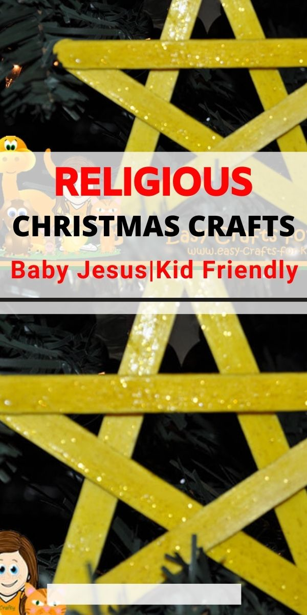 Religious Christmas Crafts for Kids