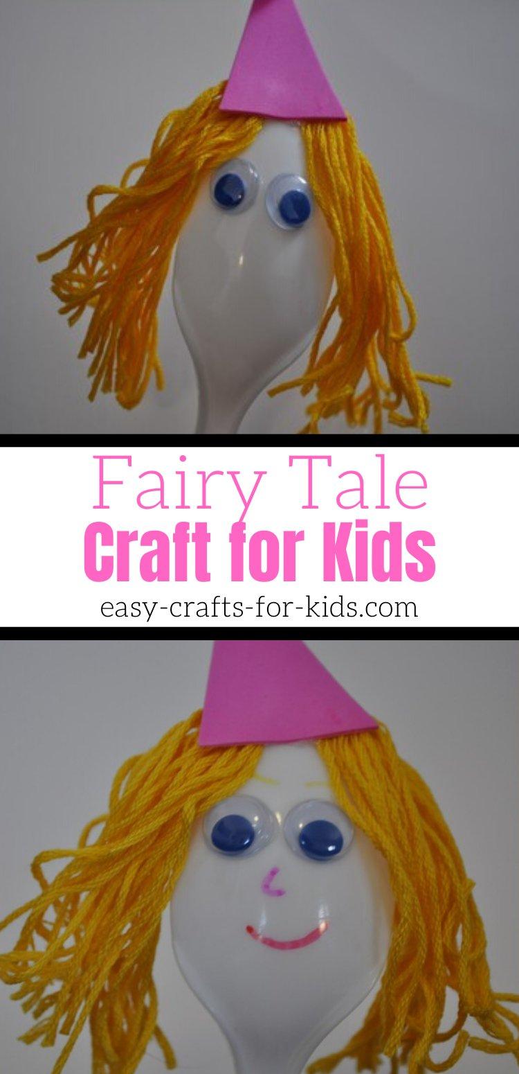 fairy princess craft