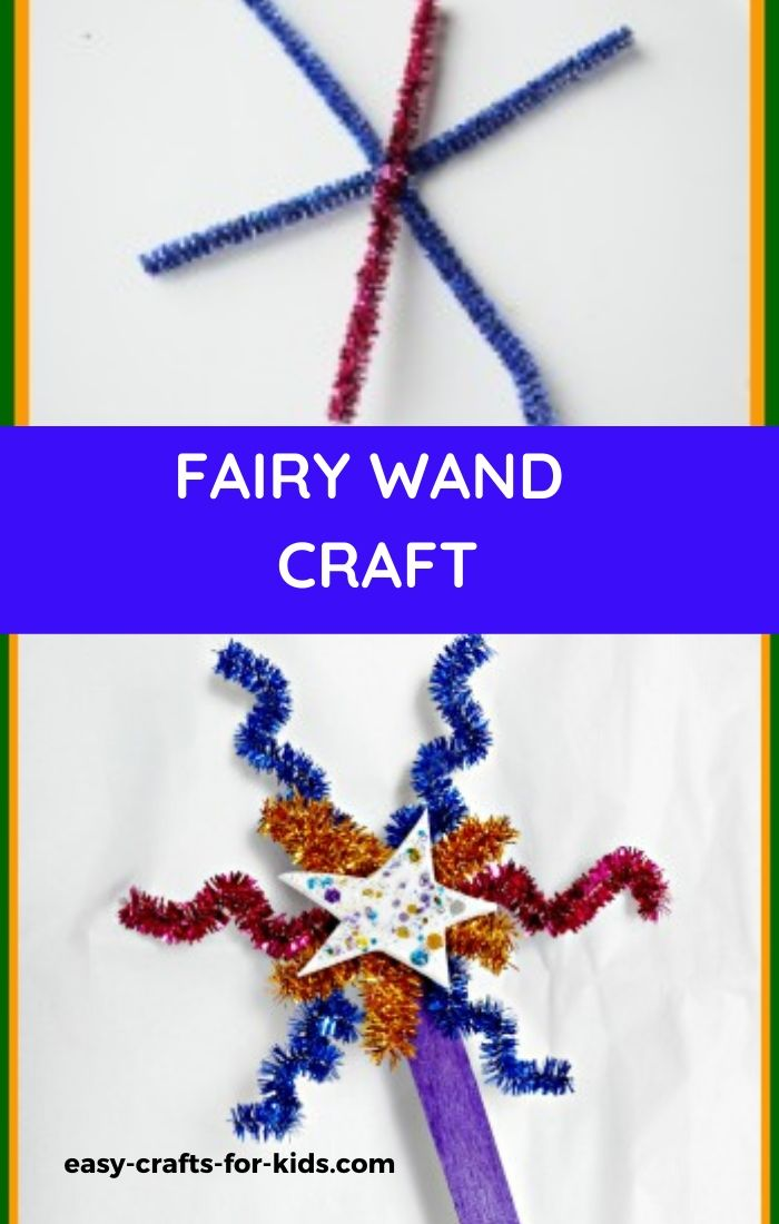 Fairy wand craft