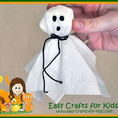 ghost crafts preschool