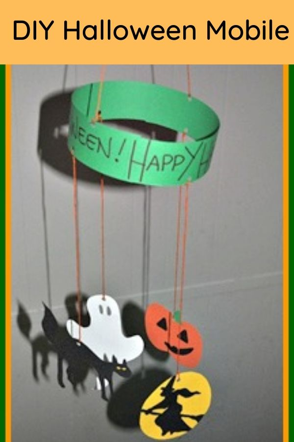homemade crafts for halloween