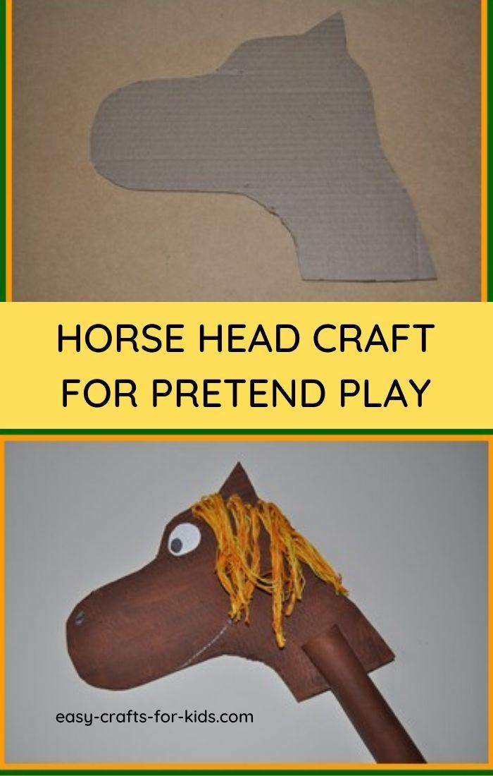 HORSE HEAD CRAFT