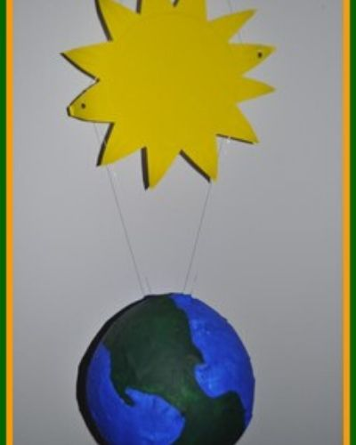 mobile craft for earth day