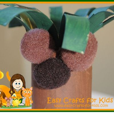Palm Tree Crafts for Kids